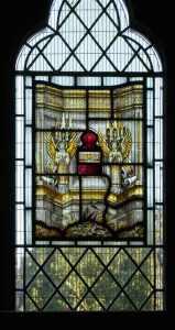 Vestry Glass