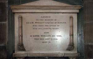 Wolley Memorial