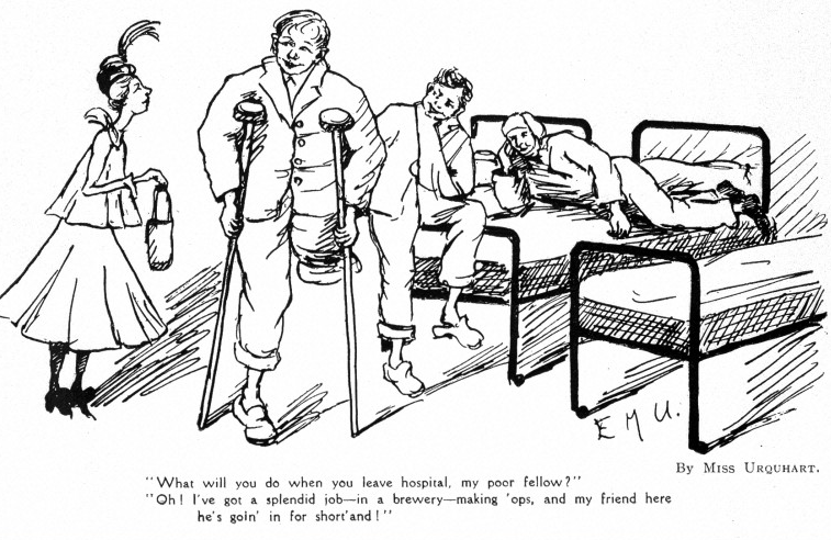 Patients and the First World War