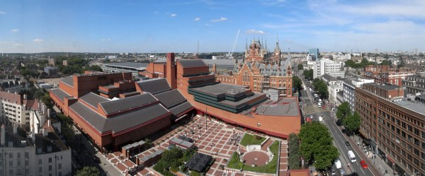 Summer Sites British Library St George'
