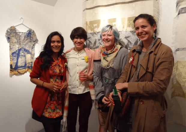 Slow Textiles Group event