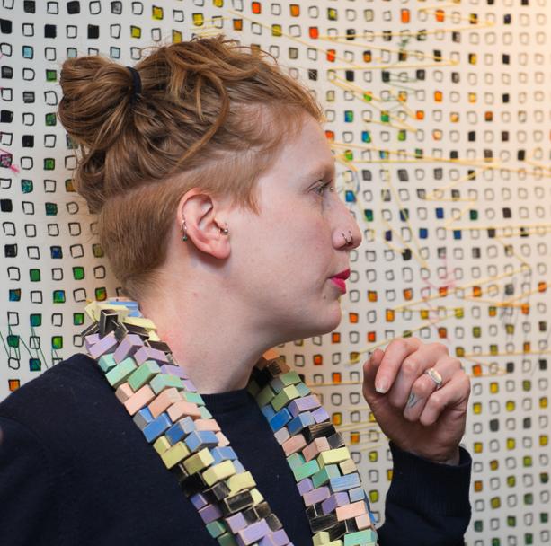 Bridget Harvey, Slow Textiles Group