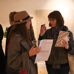 The Geometrics party, 2013