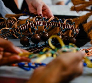Textiles Talk, Jessica Light, Slow Textiles Group, 2014