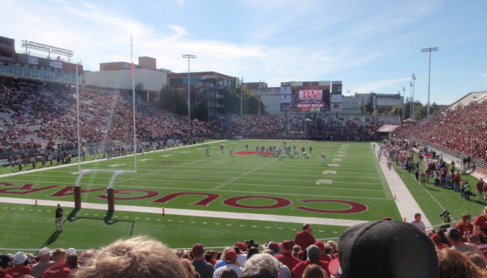 Washington State University Martin Stadium