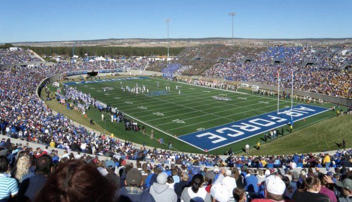 Air Force Falcons Falcon Stadium