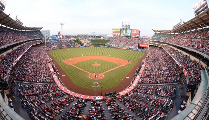 Los Angeles Angels vs Detroit Tigers