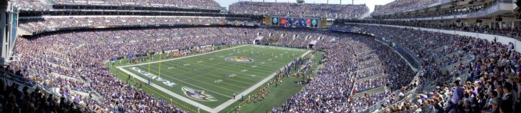 M&T Bank Stadium Baltimore Ravens