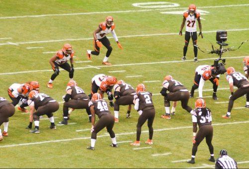 Cleveland Browns vs Cincinnati Bengals