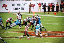 Tampa Bay Buccaneers vs Carolina Panthers