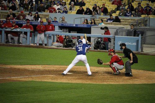 Dodgers vs Angels