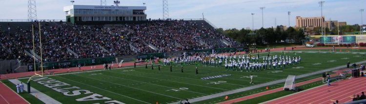 EMU Eagles football