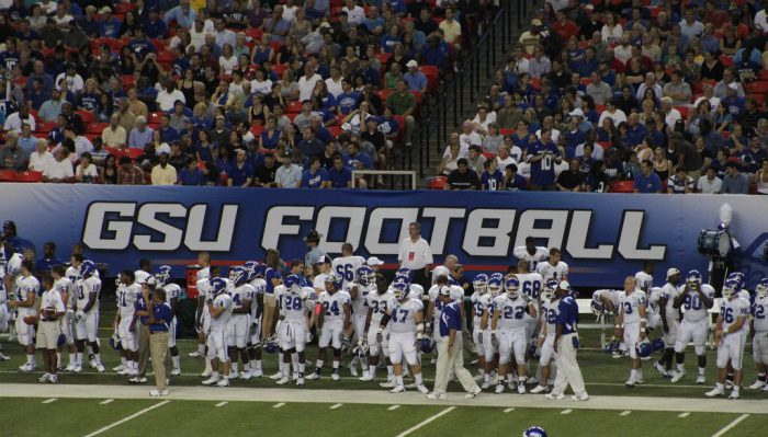 Georgia State Panthers football players