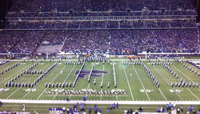 Bill Snyder Family Stadium Kansas State Wildcats