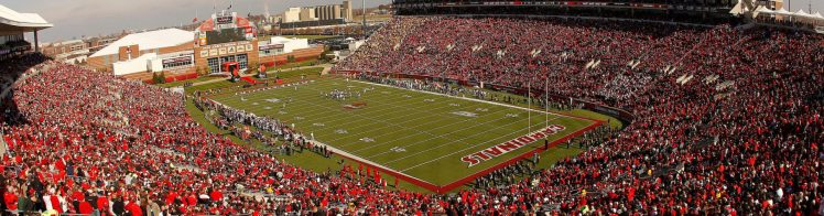 Home of the Louisville Cardinals Cardinal Stadium