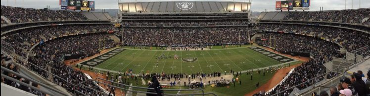 NFL Raiders Oakland Alameda County Coliseum