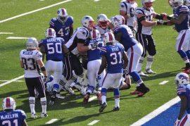 England Patriots vs Buffalo Bills