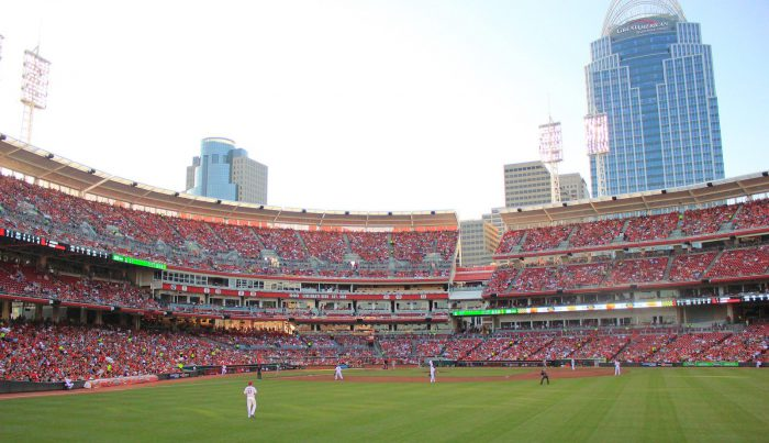 Great American Ball Park buildings