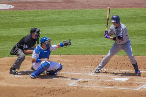 Rockies vs Dodgers