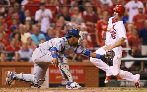 Royals vs Cardinals