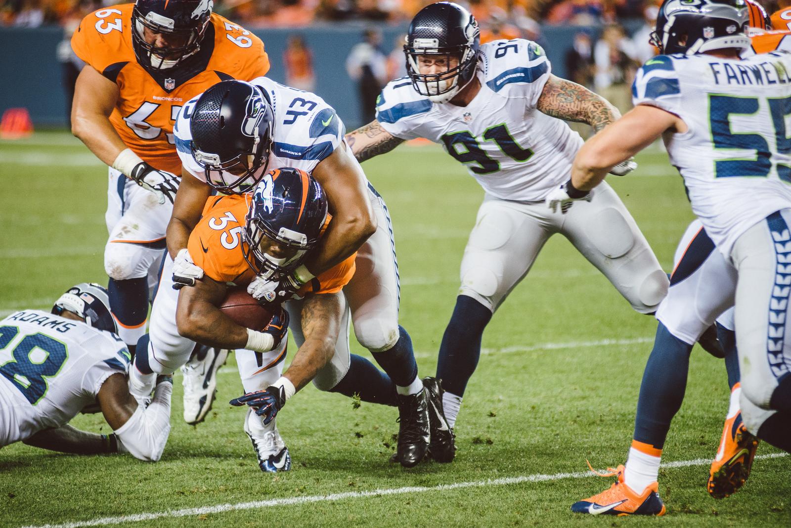 Seattle Seahawks vs Denver Broncos