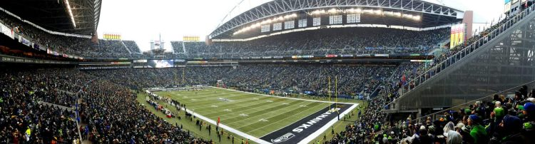 Seattle Seahawks CenturyLink Field