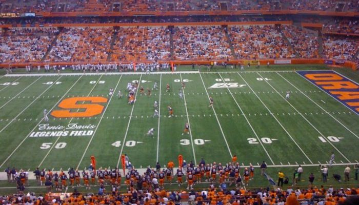 Syracuse Orange football game