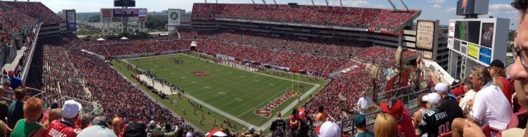 Tampa Bay Buccaneers Raymond James Stadium