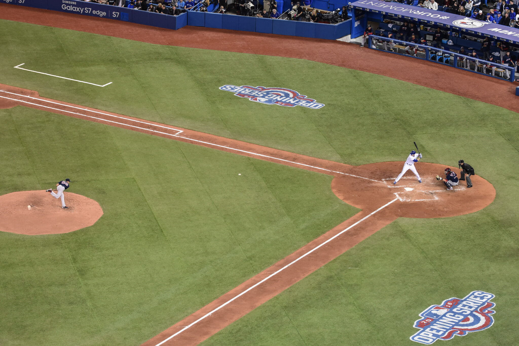 Toronto Blue Jays vs Boston Red Sox Rivalry