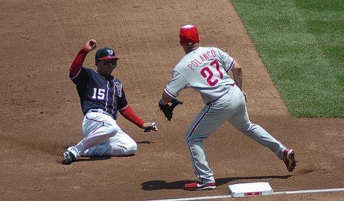 Nationals vs Phillies