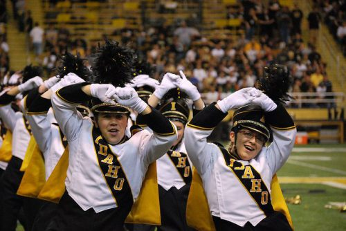 The Sound of Idaho Marching Band