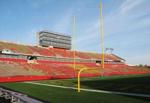 Iowa State Cyclones Jack Trice Stadium