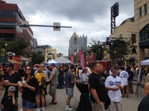 Federal Street Pittsburgh Pirates