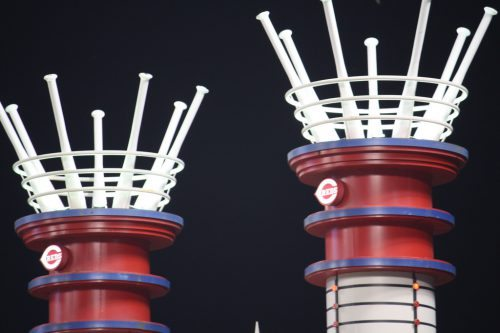 Power Stacks Great American Ball Park