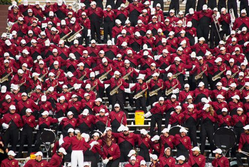The Marching Chips Central Michigan Chippewas