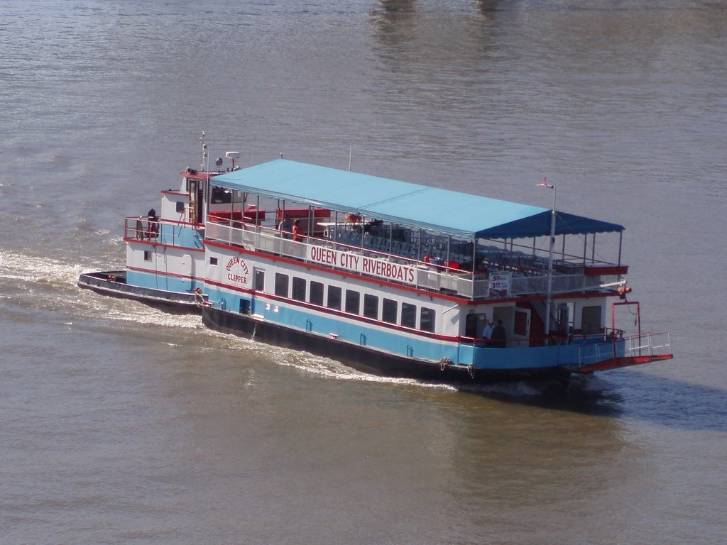Queen City Riverboats Cincinnati Bengals