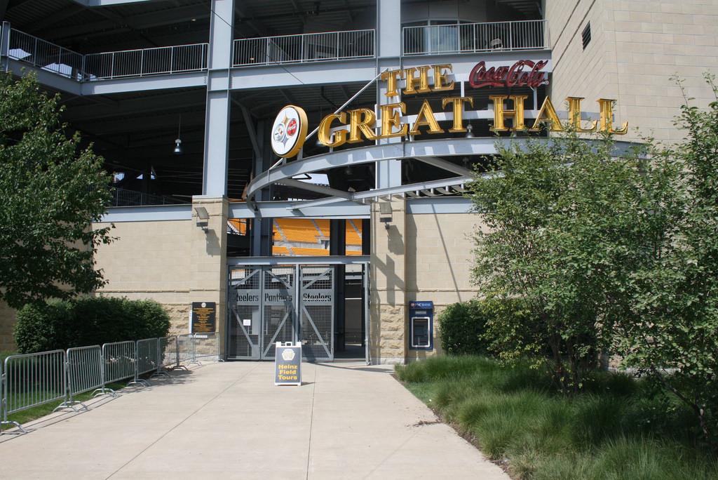 The Great Hall Heinz Field