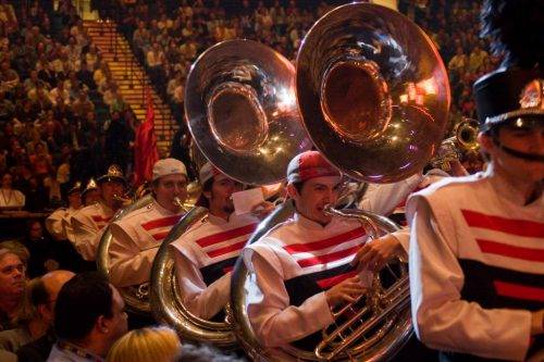 UNLV Star of Nevada Marching Band