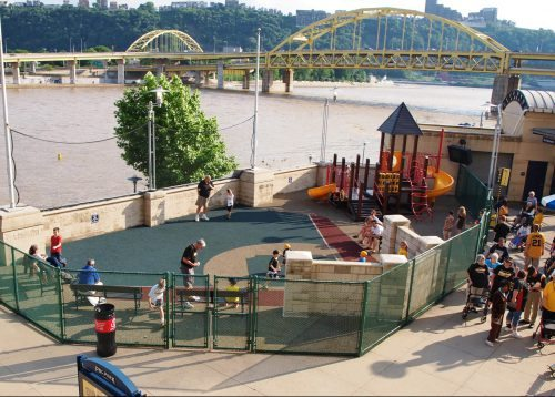 Kids Play Area Pittsburgh Pirates