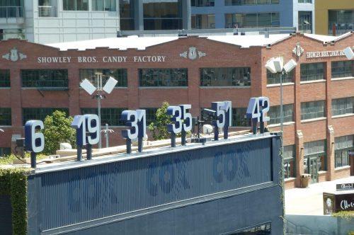 Retired Numbers San Diego Padres