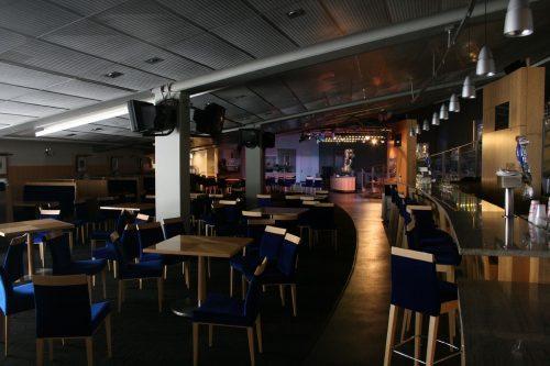 Dodger Dugout Club bar