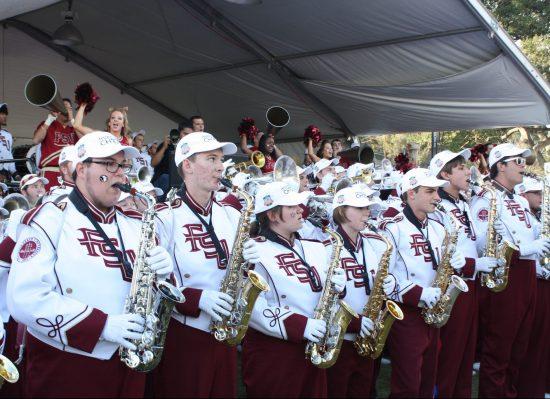 Florida State Seminoles band