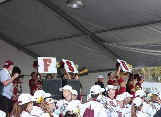Louisville Cardinals band