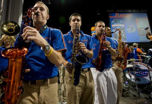 Florida Gators band