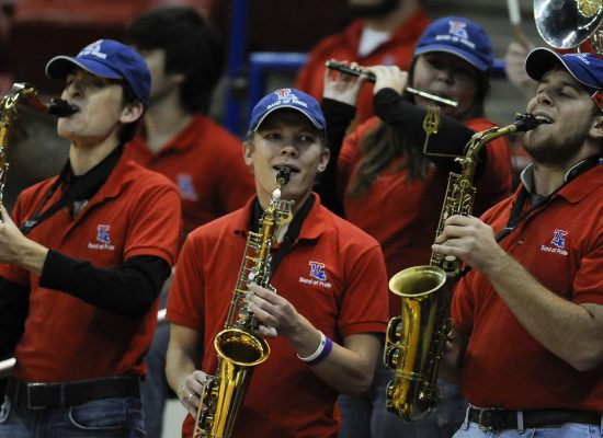 LA Tech Bulldogs band