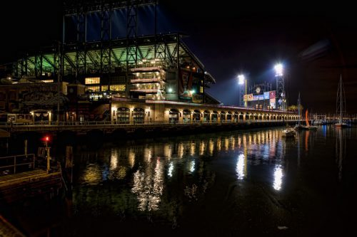 McCovey Cove Oracle Park