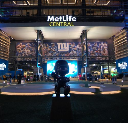 MetLife Central stadium