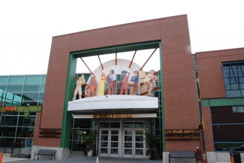 Negro Museum Kansas City Royals