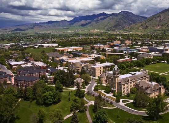 Utah State Aggies campus