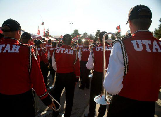 Utah Utes band